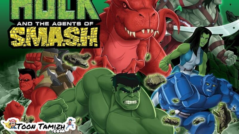 Hulk and the Agents of S.M.A.S.H. (Season 2)