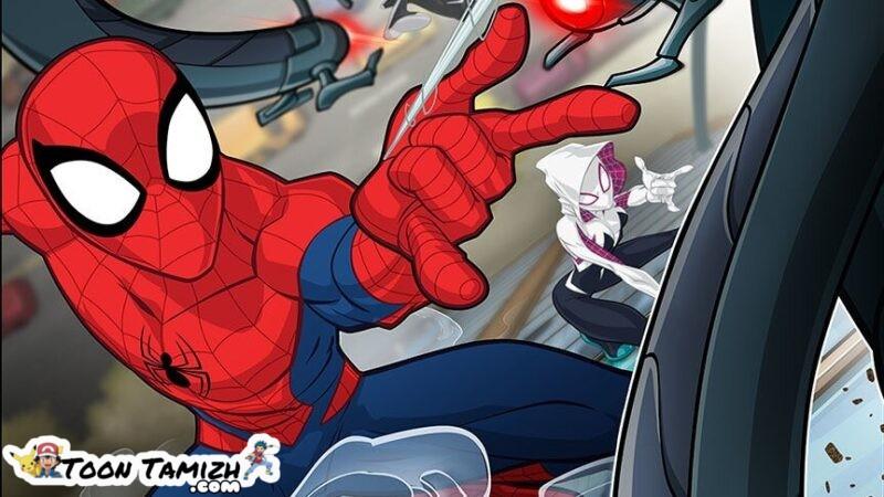 Marvel Spider-Man (Season 2)