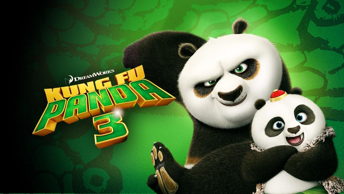 Kung Fu Panda 3 (2016) – Blu-Ray Disk 5.1