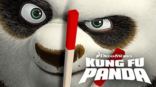 Kung Fu Panda (2008) – Dolby Digital Plus 5.1