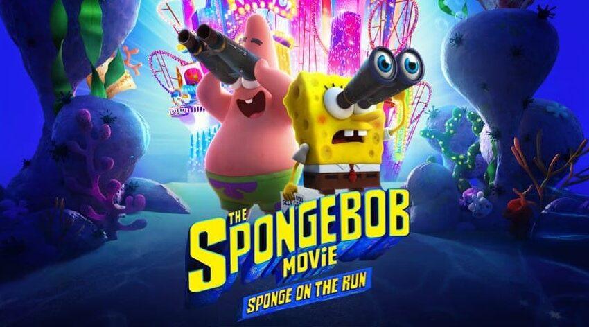 The SpongeBob SquarePants (2020) – DOLBY DIGITAL PLUS 5.1