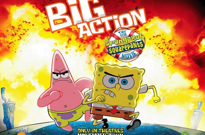 The SpongeBob SquarePants (2004) – DOLBY DIGITAL PLUS 5.1
