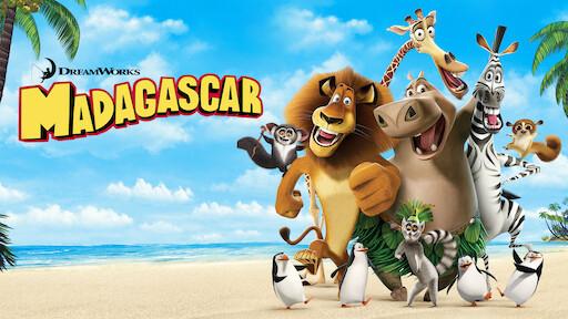Madagascar (2005) – Dolby Digital Plus 5.1